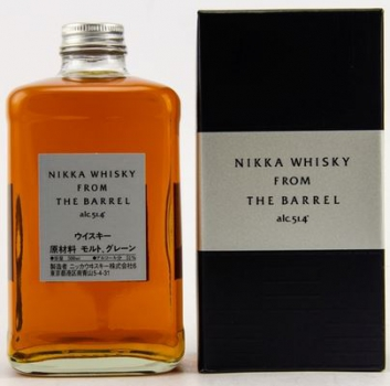 Nikka From the Barrel ... 1x 0,5 Ltr.
