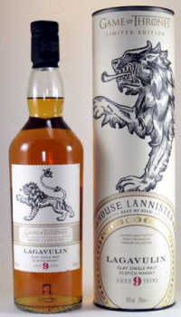 Lagavulin Game of Thrones Lannister ... 1x 0,7 Ltr.