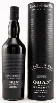 Oban Game of Thrones The Nights Watch ... 1x 0,7 Ltr.